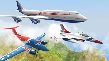 Screenshot10 - Take Off - The Flight Simulator