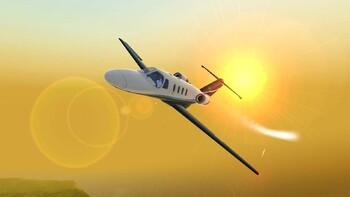 Screenshot2 - Take Off - The Flight Simulator