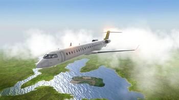 Screenshot3 - Take Off - The Flight Simulator