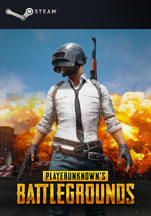 PLAYERUNKNOWN'S BATTLEGROUNDS - Cover / Packshot