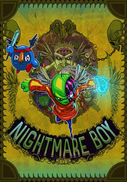 Nightmare Boy - Packshot
