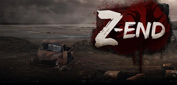 Z-End - Cover / Packshot
