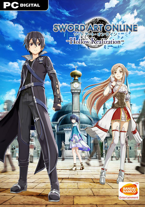 Sword Art Online: Hollow Realization - Deluxe Edition - Cover