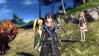 Screenshot7 - Sword Art Online: Hollow Realization - Deluxe Edition
