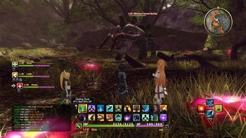 Screenshot9 - Sword Art Online: Hollow Realization - Deluxe Edition