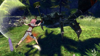 Screenshot6 - Sword Art Online: Hollow Realization - Deluxe Edition