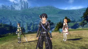 Screenshot8 - Sword Art Online: Hollow Realization - Deluxe Edition