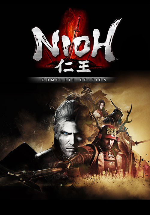 Nioh: Complete Edition - Cover