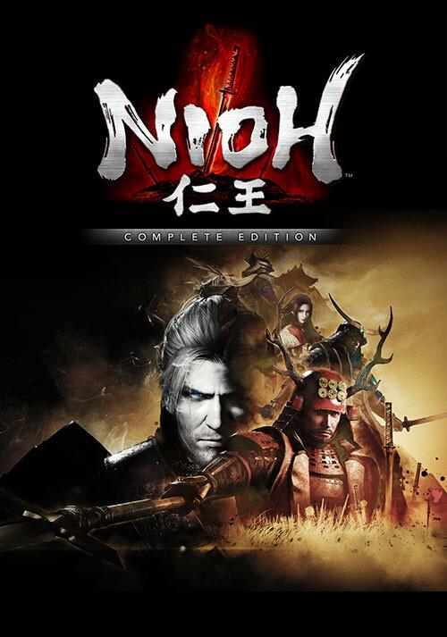 Nioh: Complete Edition - Cover