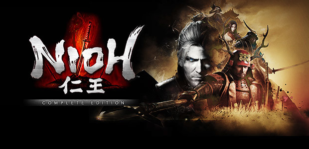 Nioh: Complete Edition - Cover / Packshot
