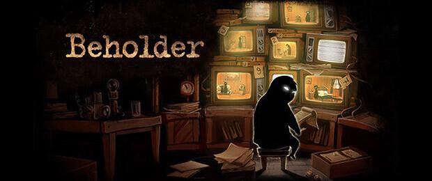 Le Joueur du Grenier présente Beholder en vidéo