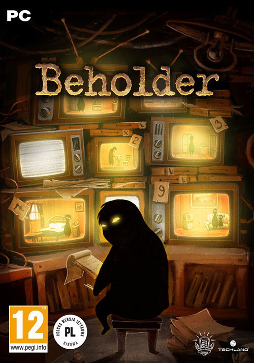 Beholder - Cover