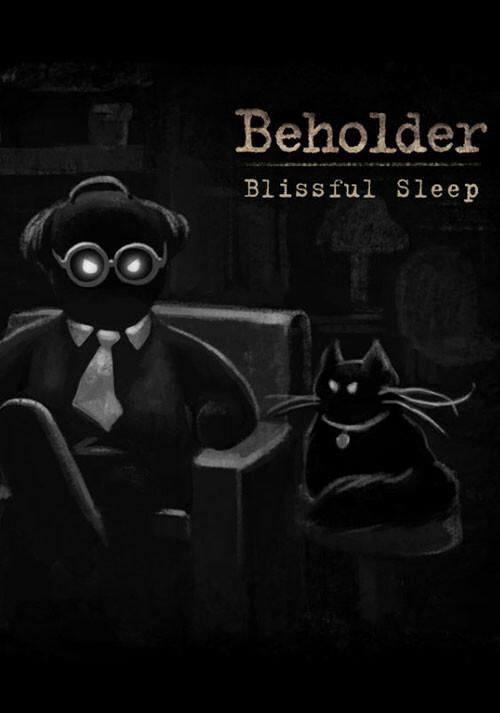 Beholder - Blissful Sleep - Cover