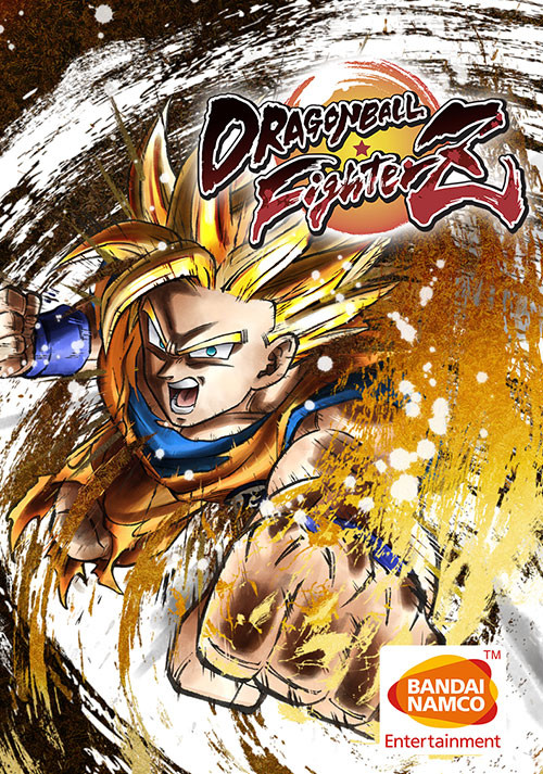 DRAGON BALL FighterZ - Cover