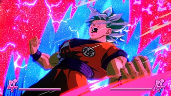 Screenshot1 - DRAGON BALL FighterZ
