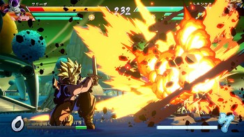 Screenshot8 - DRAGON BALL FighterZ