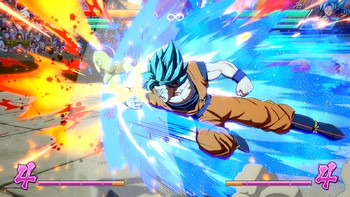 Screenshot2 - DRAGON BALL FighterZ