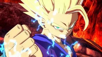 Screenshot5 - DRAGON BALL FighterZ