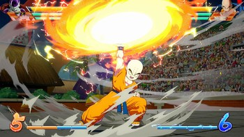 Screenshot7 - DRAGON BALL FighterZ