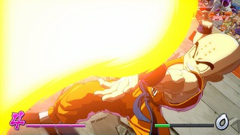 Screenshot9 - DRAGON BALL FighterZ