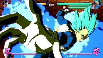 Screenshot3 - DRAGON BALL FighterZ