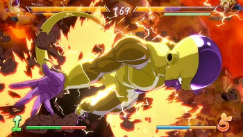 Screenshot4 - DRAGON BALL FighterZ