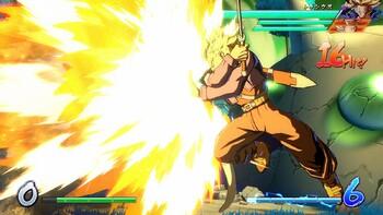 Screenshot6 - DRAGON BALL FighterZ