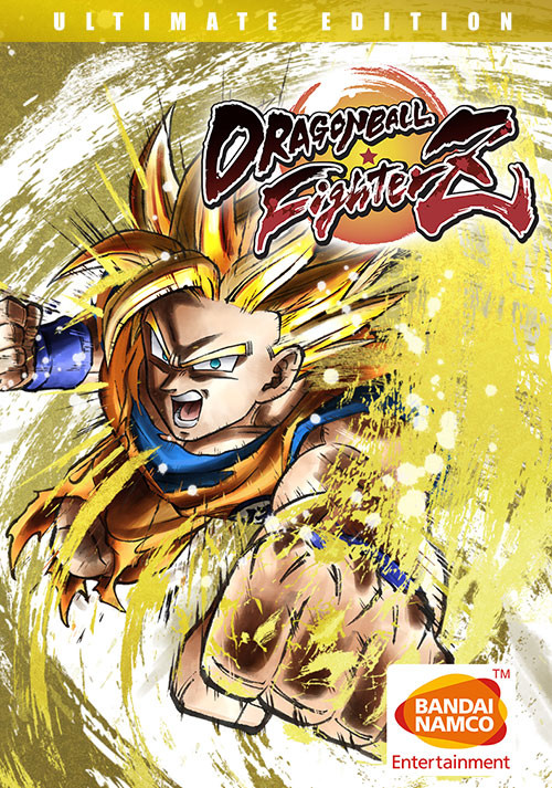 DRAGON BALL FighterZ - Ultimate Edition - Cover