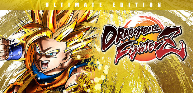 DRAGON BALL FighterZ - Ultimate Edition - Cover / Packshot