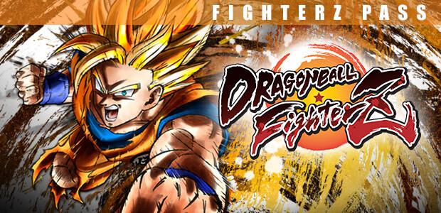 DRAGON BALL FighterZ - FighterZ Pass - Cover / Packshot