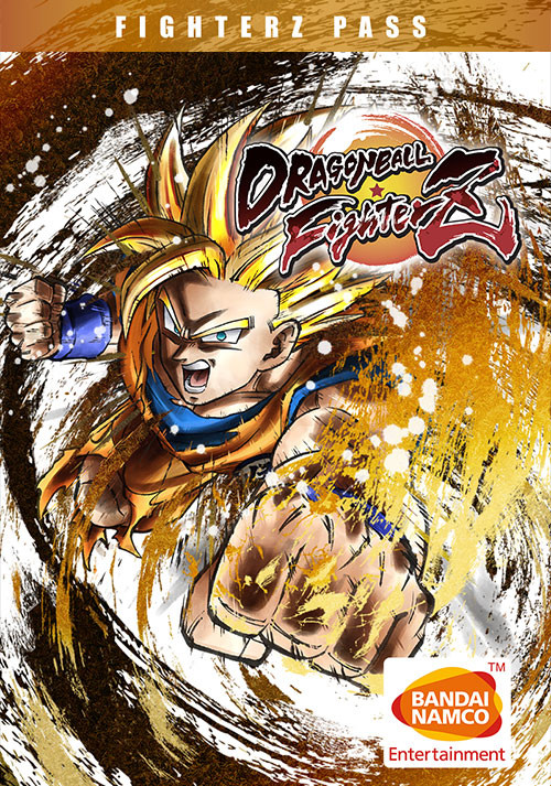 DRAGON BALL FighterZ - FighterZ Pass - Cover / Packshot