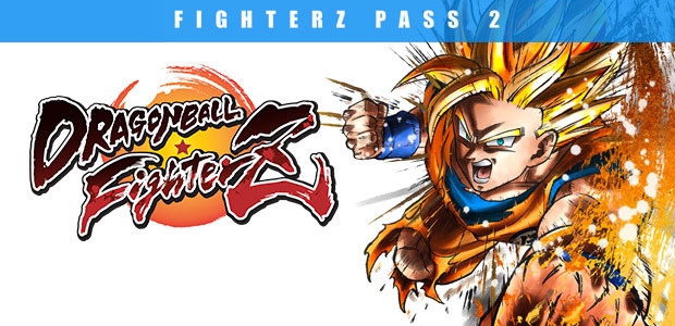 DRAGON BALL FighterZ - FighterZ Pass 2 - Cover / Packshot