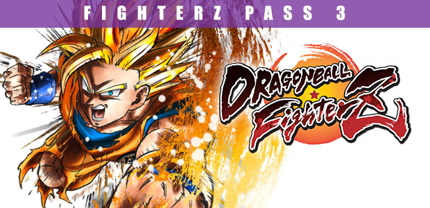 DRAGON BALL FighterZ - FighterZ Pass 3 - Cover / Packshot