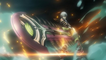 Screenshot1 - .hack//G.U. Last Recode