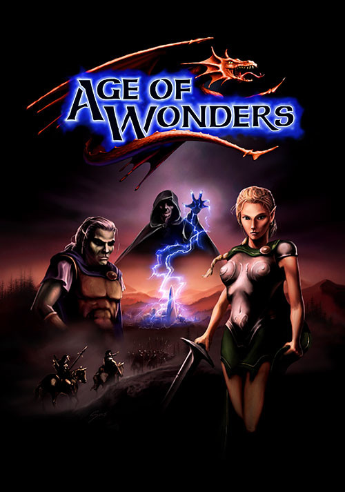 Age of Wonders - Cover / Packshot