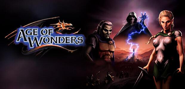 Age of Wonders - Cover / Packshot