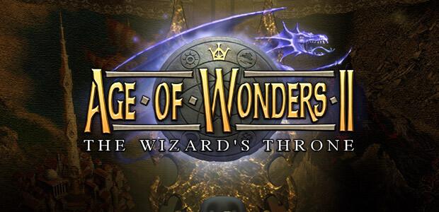 Age of Wonders II: The Wizard's Throne - Cover / Packshot