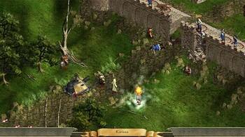 Screenshot2 - Age of Wonders II: The Wizard's Throne