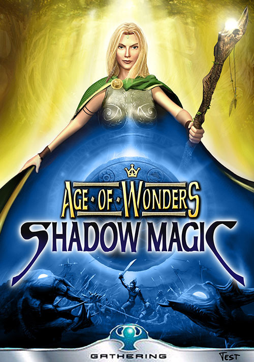 Age of Wonders Shadow Magic - Cover / Packshot