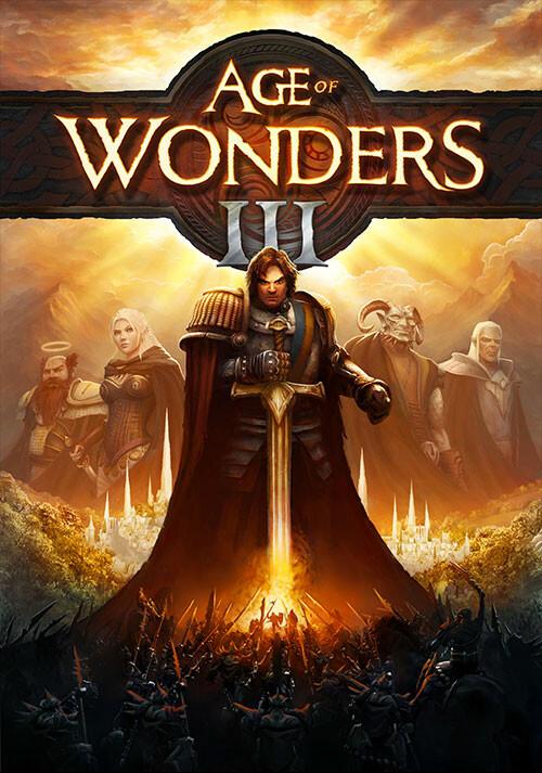 Age of Wonders III - Cover / Packshot