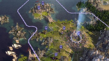 Screenshot4 - Age of Wonders III