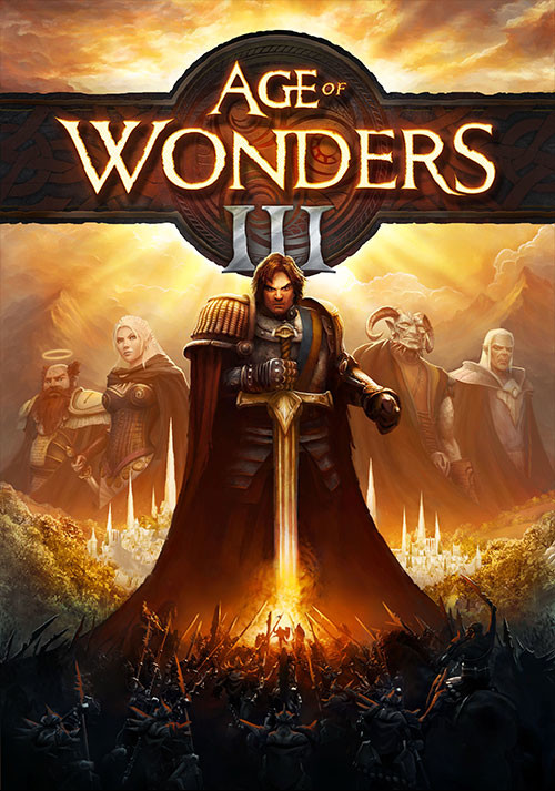 Age of Wonders III - Cover / Packshot