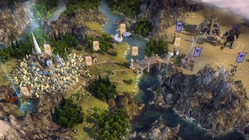 Screenshot7 - Age of Wonders III Deluxe Edition