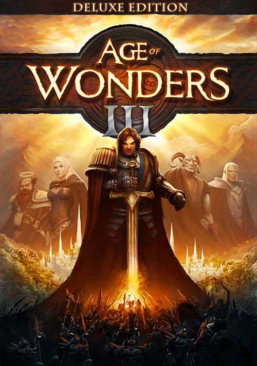 Age of Wonders III Deluxe Edition - Cover