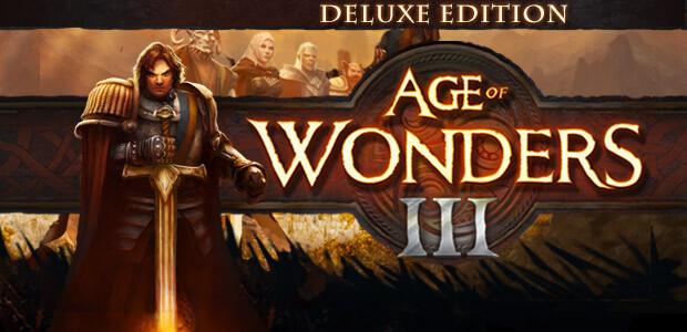 Age of Wonders III Deluxe Edition - Cover / Packshot
