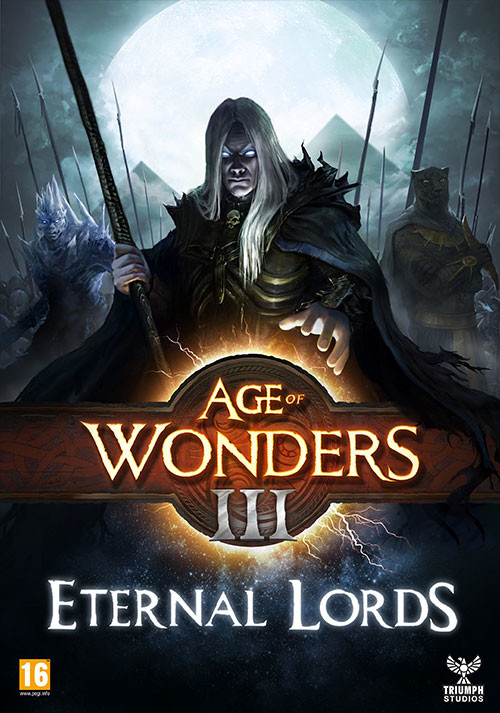 Age of Wonders III - Eternal Lords Expansion - Cover / Packshot