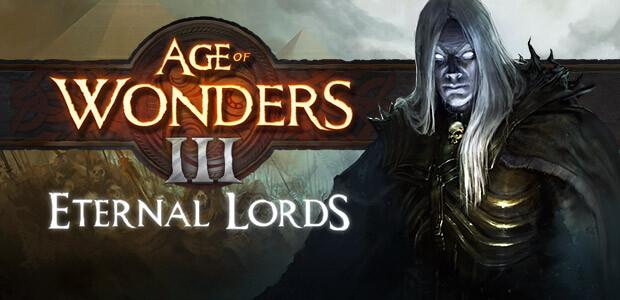 Age of Wonders III - Eternal Lords Expansion - Cover / Packshot