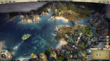 Screenshot1 - Age of Wonders III - Golden Realms Expansion