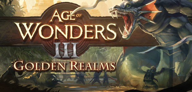 Age of Wonders III - Golden Realms Expansion - Cover / Packshot
