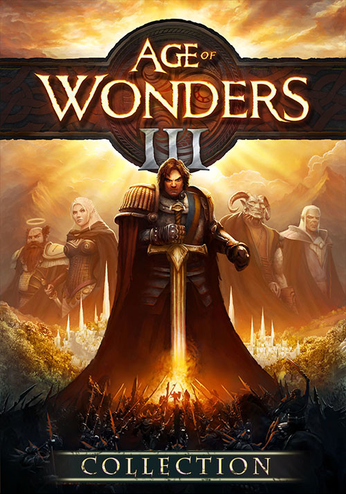 Age of Wonders III Collection - Cover